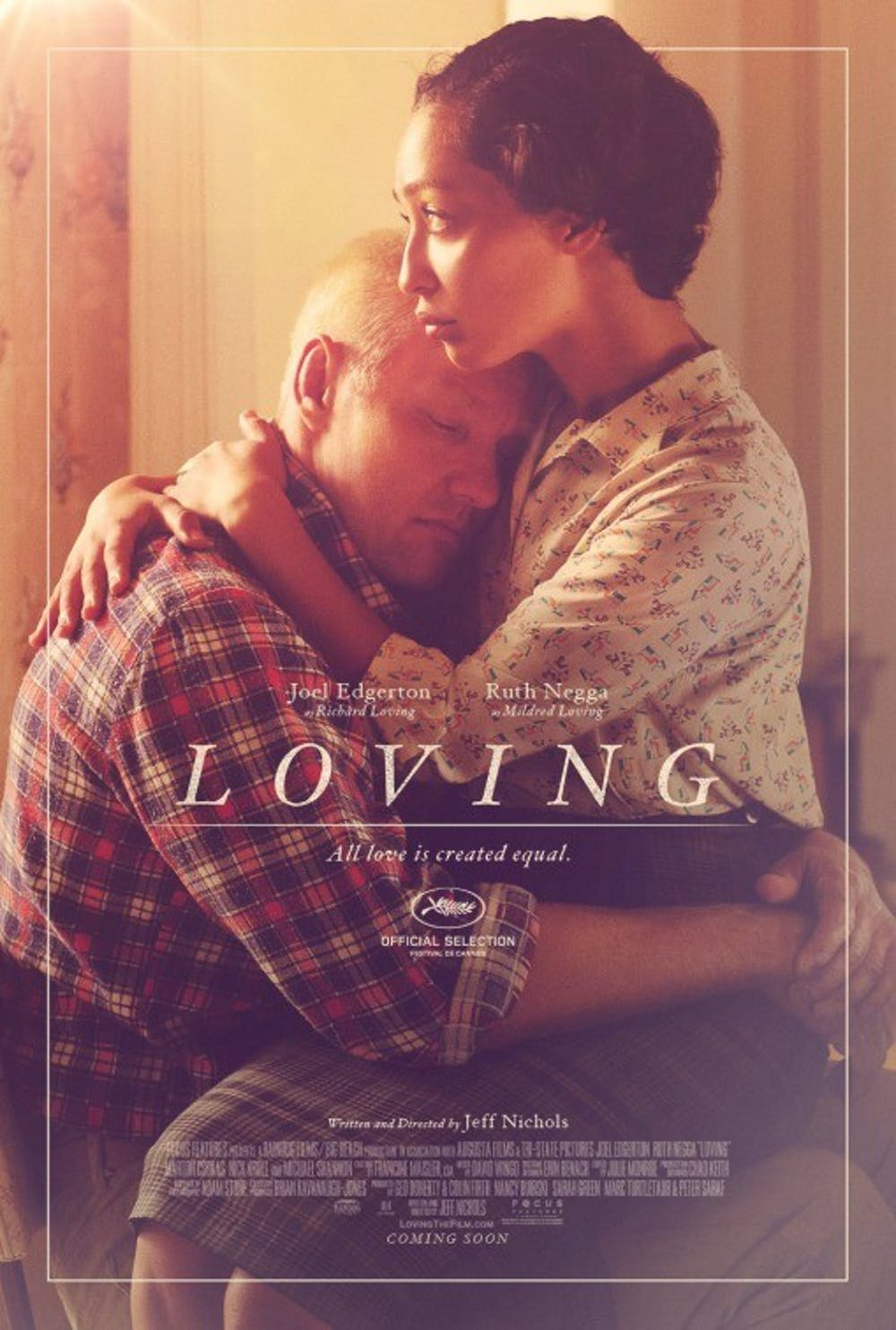 "Review: ""Loving"" tells a little-known story of overcoming racism in America"