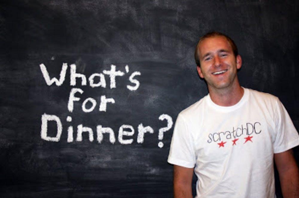 After AU: Alumnus Ryan Hansan, founder of ScratchDC