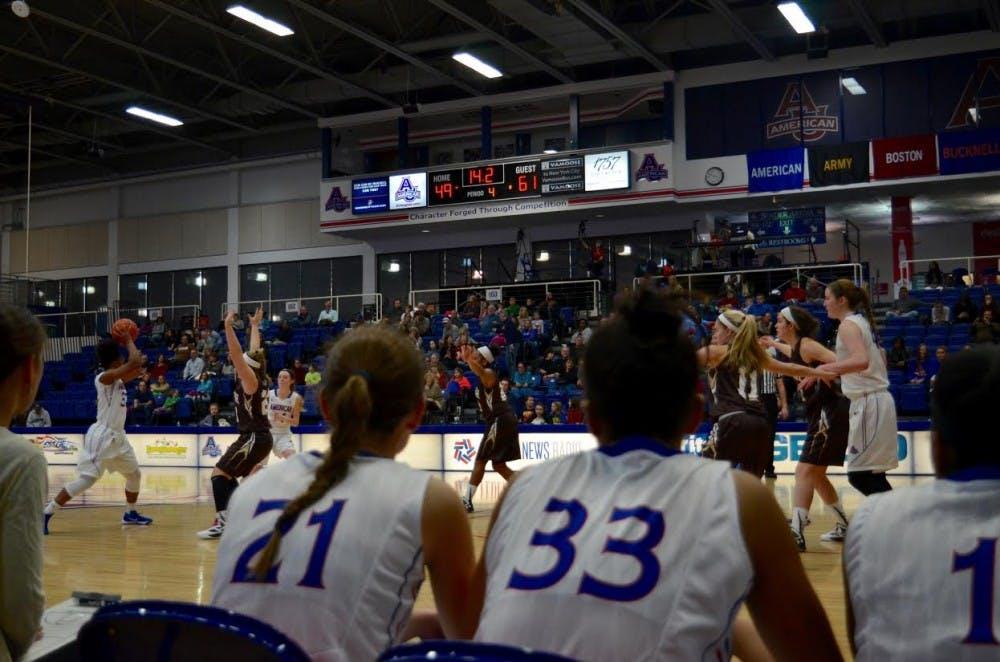 Women's basketball falls to Lehigh 61-52