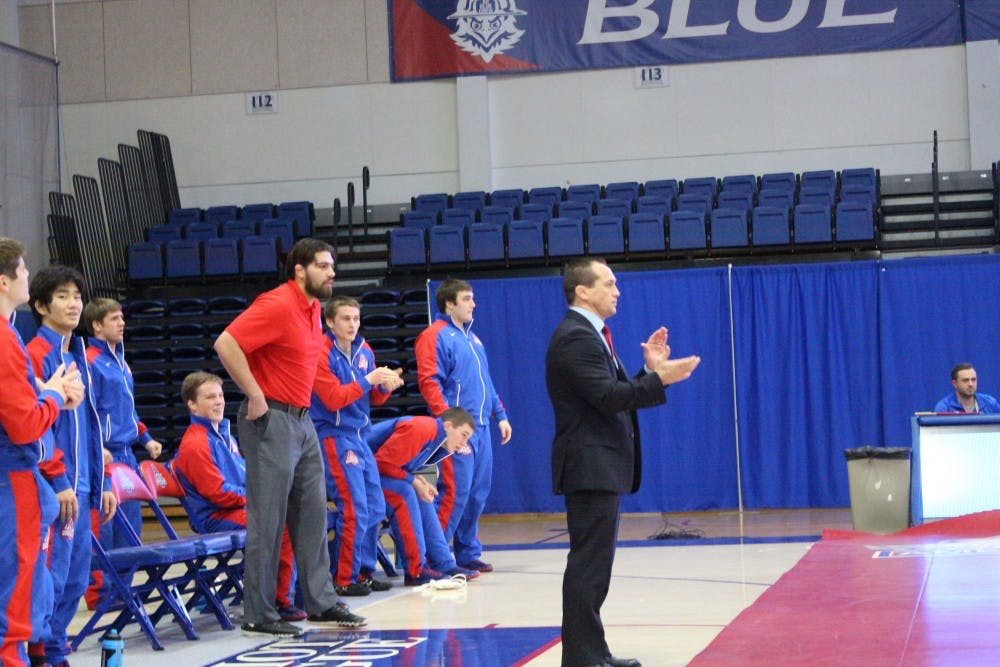 BREAKING: Wrestling coach Teague Moore departs from program, former AU wrestler thrust into role