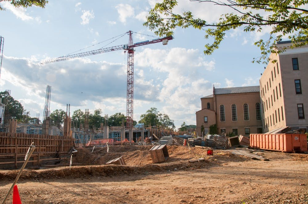 Tenley construction has minor delays, still to open August 2015