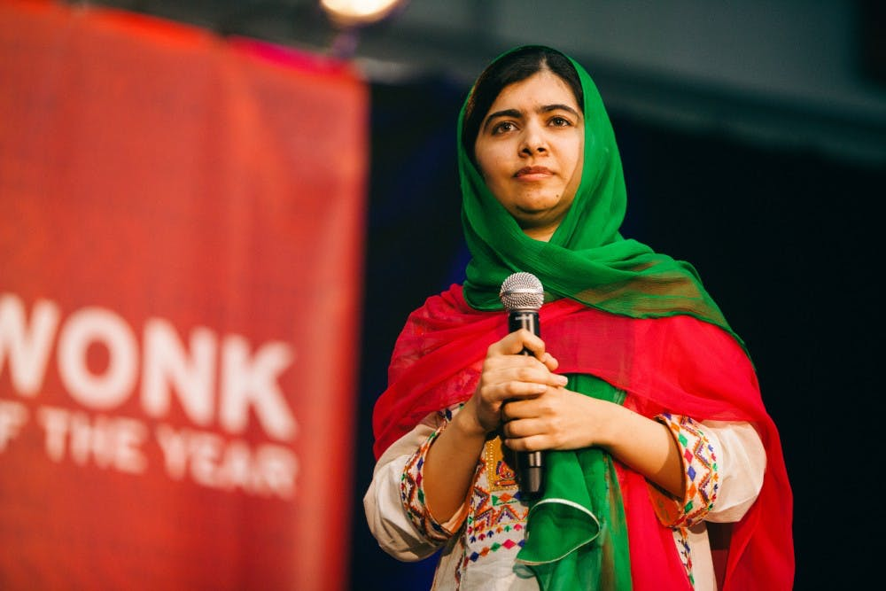Malala Yousafzai: College student and global inspiration