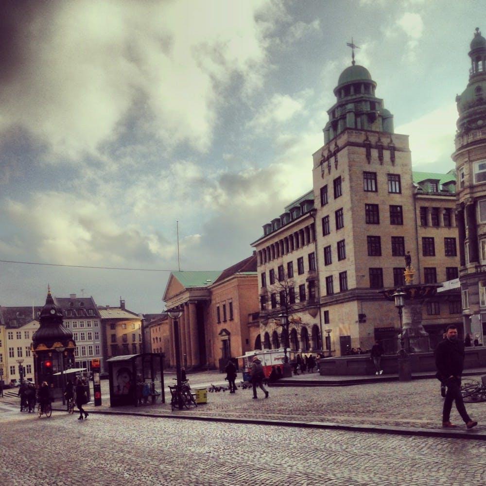 Abroad in Copenhagen: Sonia Ledwith