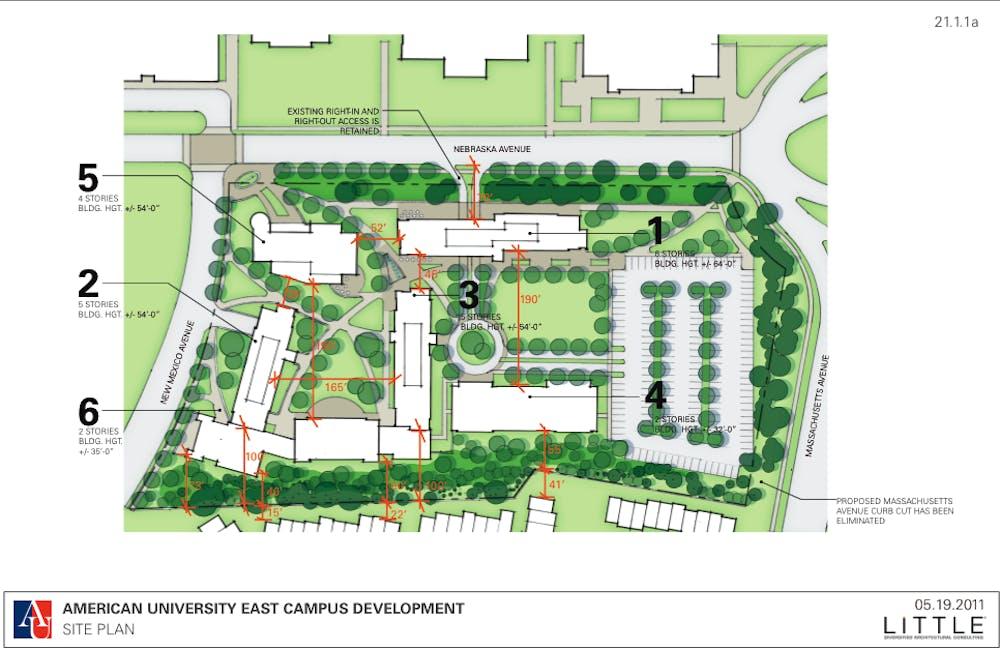 D.C. Zoning Commission continues disputes over AU Campus Plan
