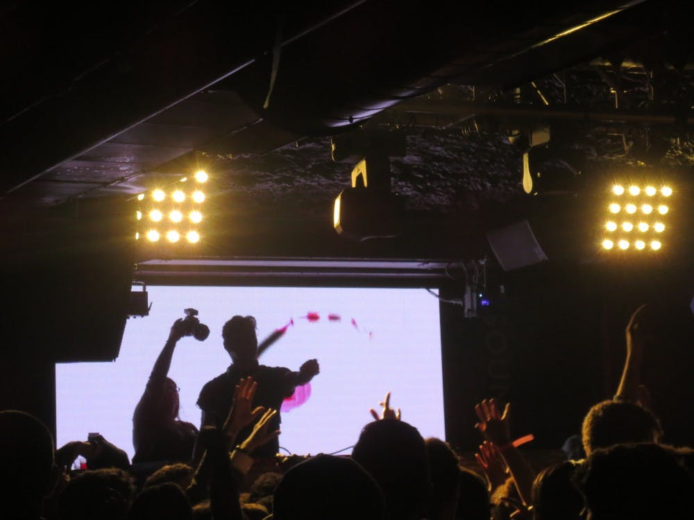 Shaun Frank brings euphoric EDM to Soundcheck
