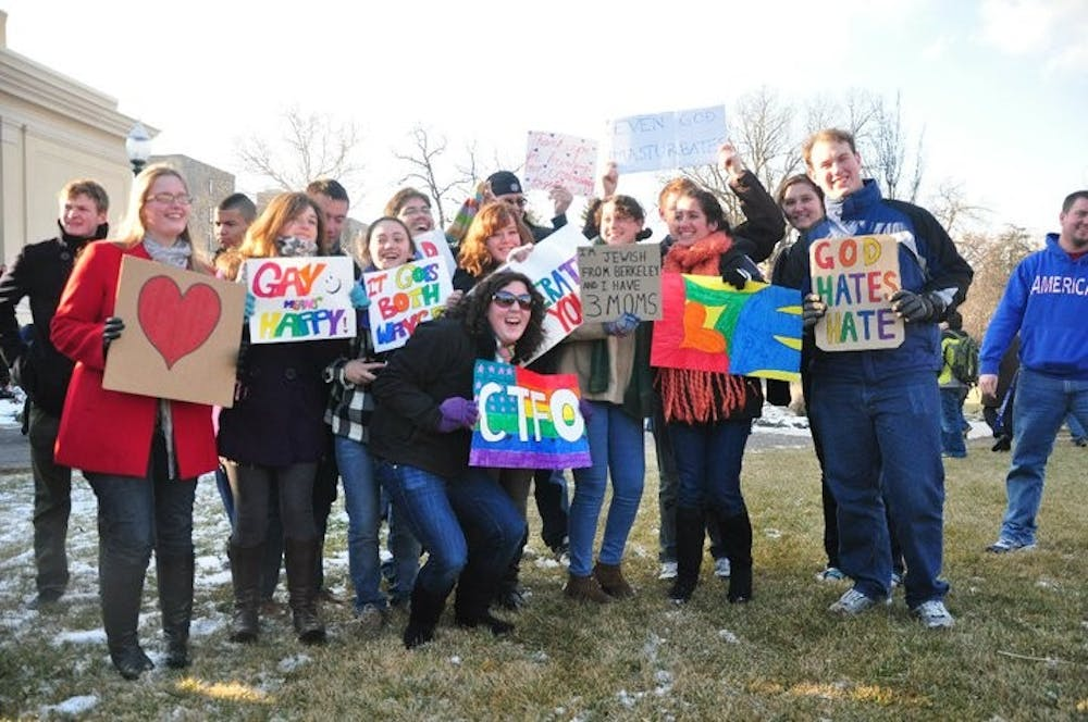 University responds to potential Westboro Baptist Church protest on campus