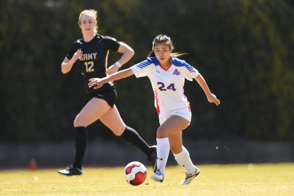 Women's soccer left scoreless in return to Reeves