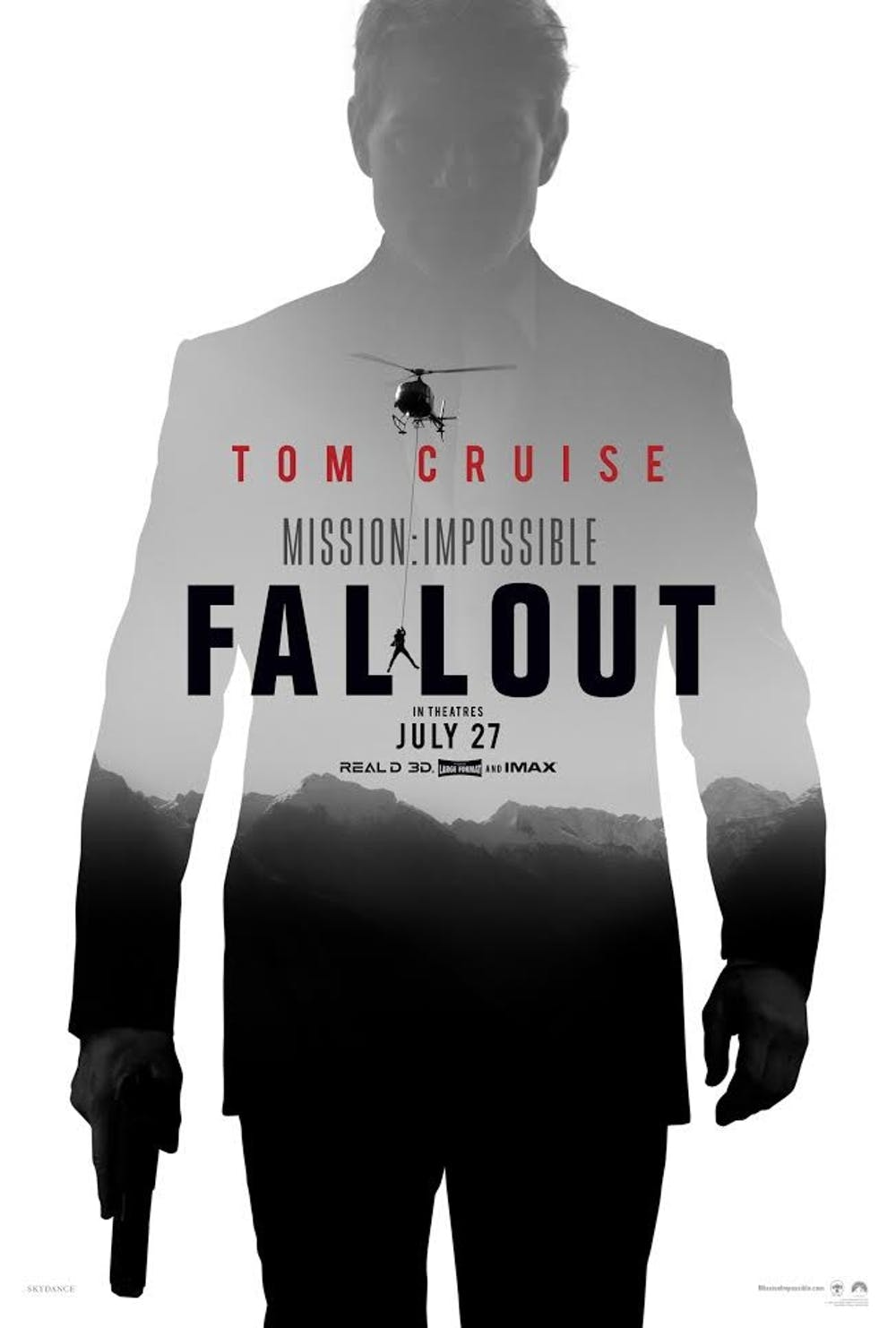 'Mission: Impossible - Fallout' makes perfect use of emotional weight, white-knuckle action