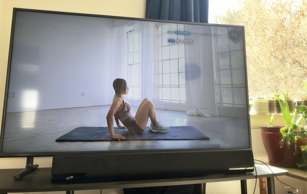 Rounding up YouTube's best at-home workout videos