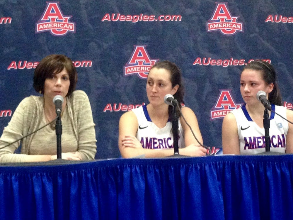 Underdog mindset allows Women's Basketball to blow past BU, 75-45