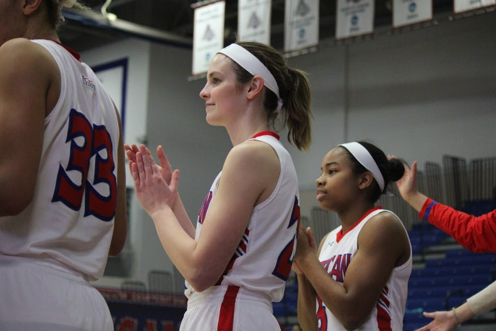 Women's basketball makes history with 16th consecutive win