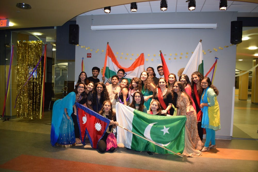 SASA's tenth annual Jalwa Culture and Fashion Show brings South Asia to AU
