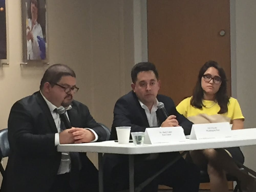 Latino vote could change this election, experts say at AU panel