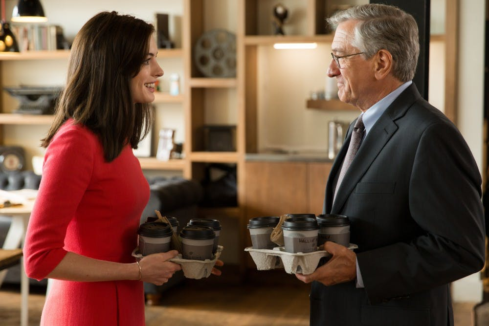 """Movie Review: """"The Intern"""""""