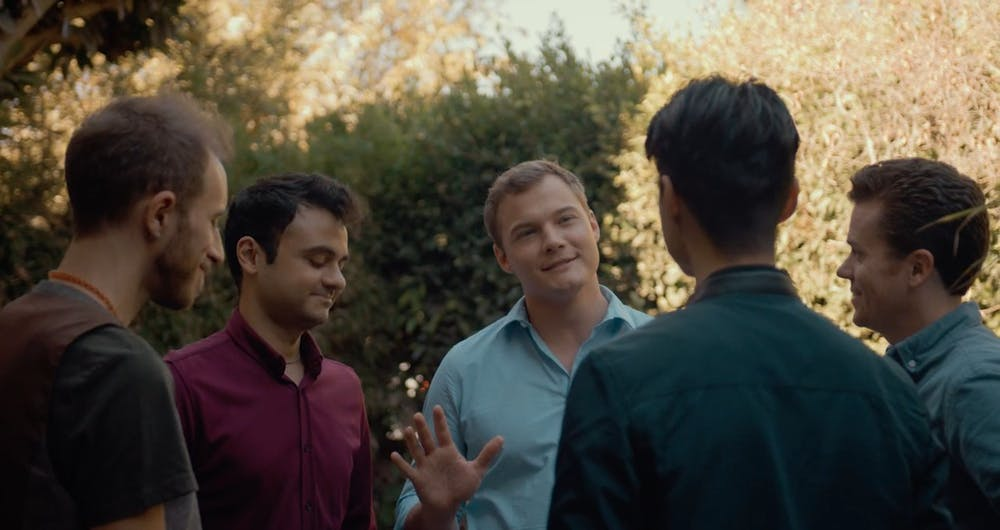 REVIEW: 'Dinner Party' seeks to address poignant topics including loyalty, trust and friendship