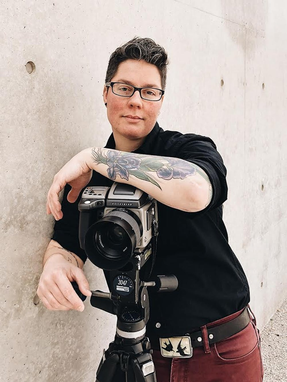 Renowned photographer Jess T. Dugan to speak at AU Tuesday night