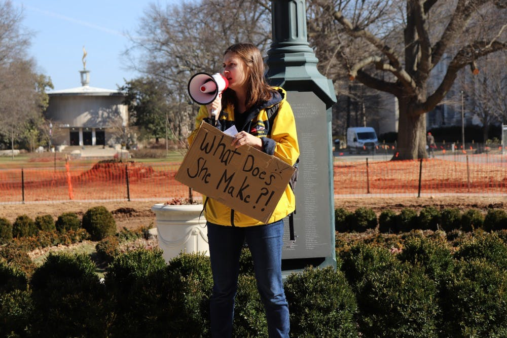 Administrators respond to student protests against tuition hikes