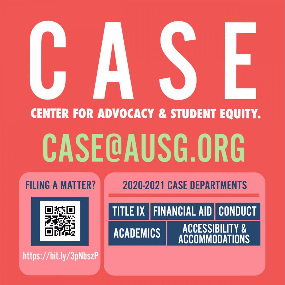 AUSG's Center for Advocacy and Student Equity hosts town hall about virtual learning