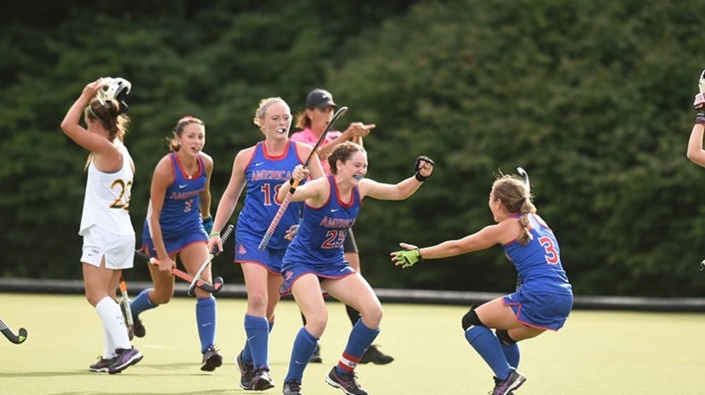 Field hockey advances to second round of NCAA Tournament