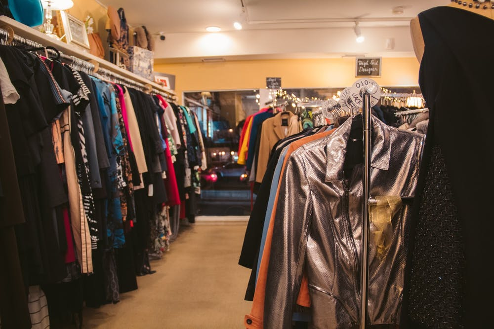 Go secondhand shopping for the Founders Day Ball with Secondi