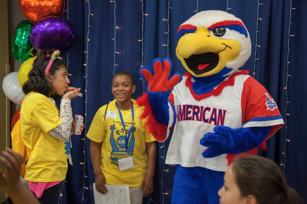 D.C. Reads' Kids on Campus introduces elementary schoolers to college life