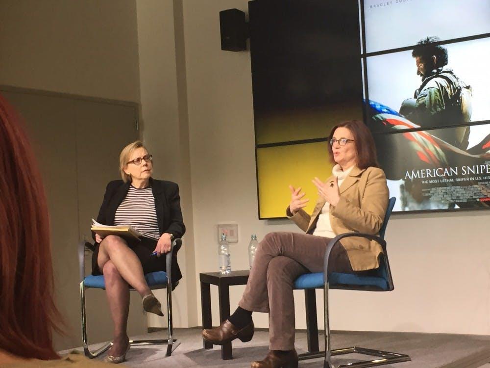 Q&A: Ann Hornaday, Washington Post film critic