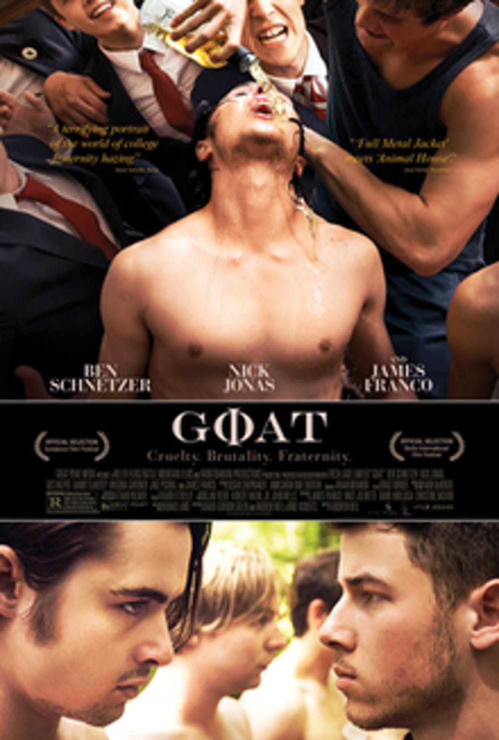 """Review: Masculinity and hazing collide in """"Goat"""""""