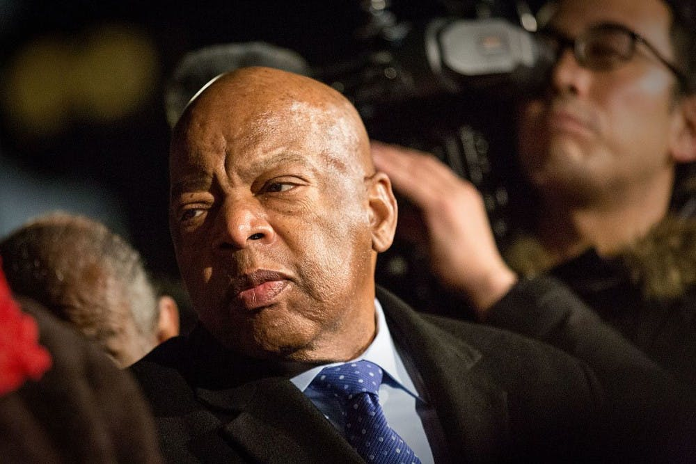Congressman John Lewis to speak at DMV Multicultural Greek Summit