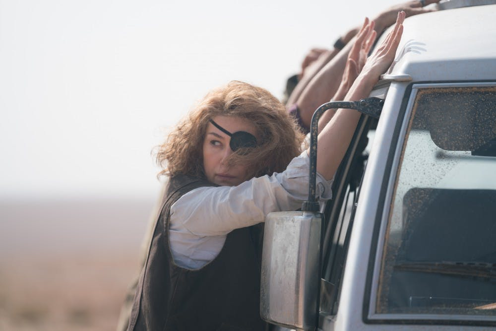 """""""A Private War"""" is a thoughtful, visceral look at journalist Marie Colvin's experiences"""