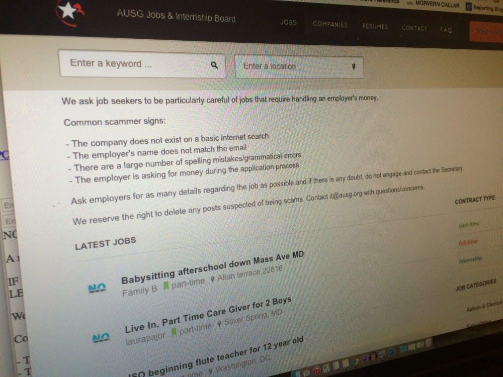 SG Jobs Board taken down