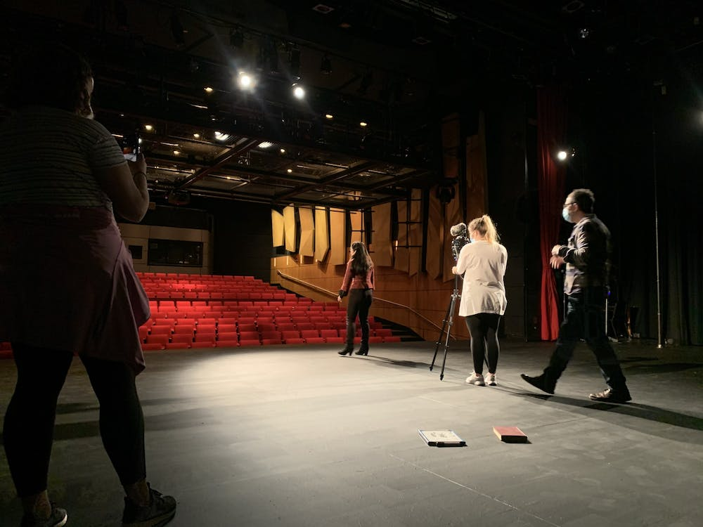 The making of 'Too Much Unhappy': a hybrid theatre experience that tackles the complex emotions of the past year