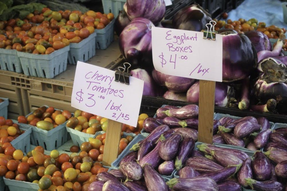 Hunting ground for AU Eagles: Farmers markets