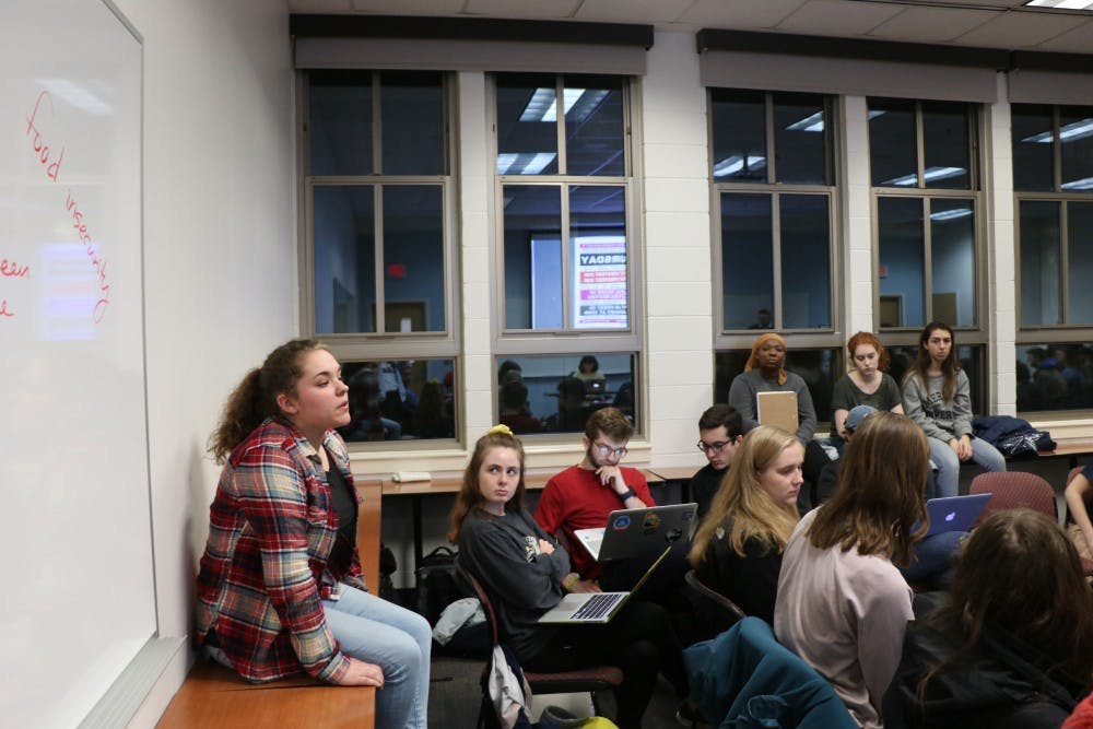Students plan to protest tuition increase during board meeting Thursday