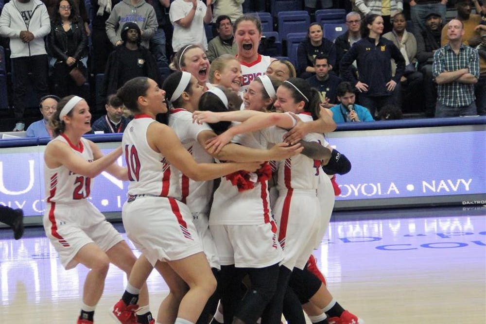 'Together': AU prepares to face UCLA in first round of the NCAA Tournament Saturday afternoon