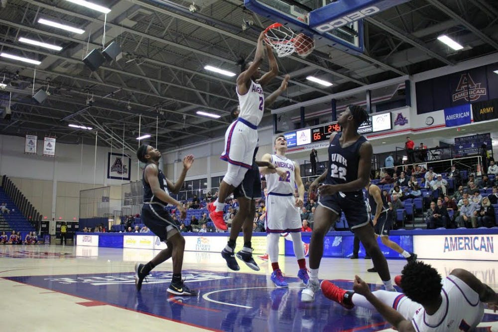 Harris and Beckton ready to form a new identity for the AU men's basketball team
