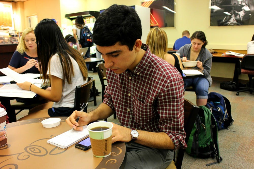 National Coffee Day: A review of coffee options on campus