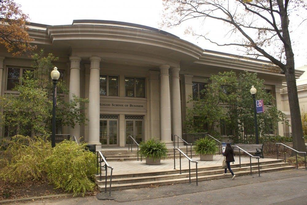 Kogod professor fined for embezzlement