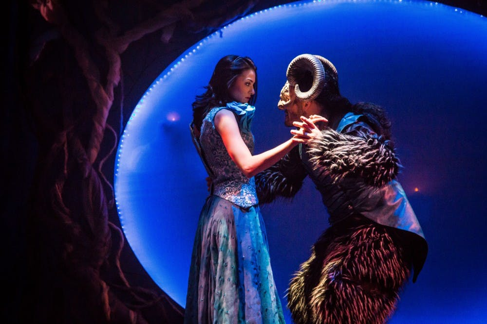 """Theater Review: Synetic Theater welcomes """"Beauty and the Beast"""" with a twist"""