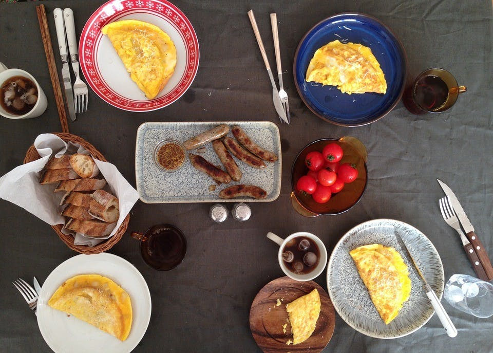 Your DIY guide to Easter brunch
