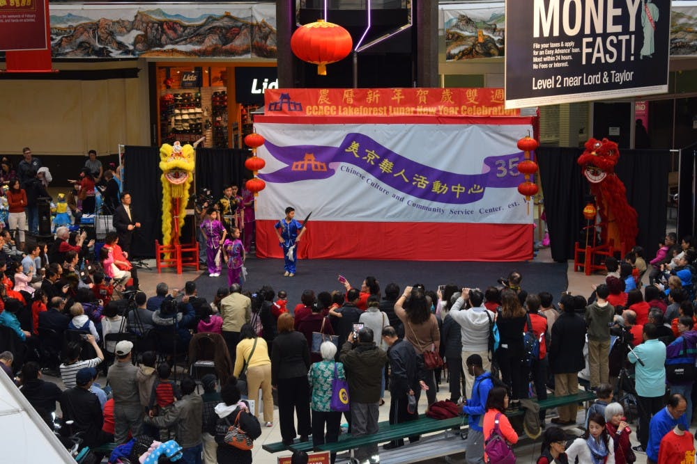 D.C. Chinatown's Biggest Celebration of the Lunar New Year