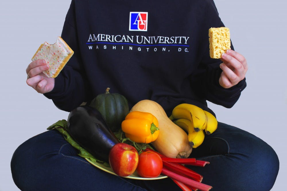 Straight from print: The University must examine its role in the food students are consuming