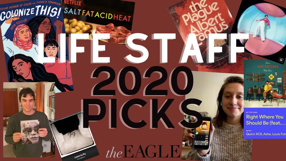 Life staff writers share the art that encouraged them in 2020