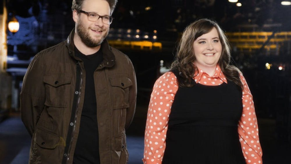 SNL Recap: Seth Rogen and Cecily Strong bring the laughs