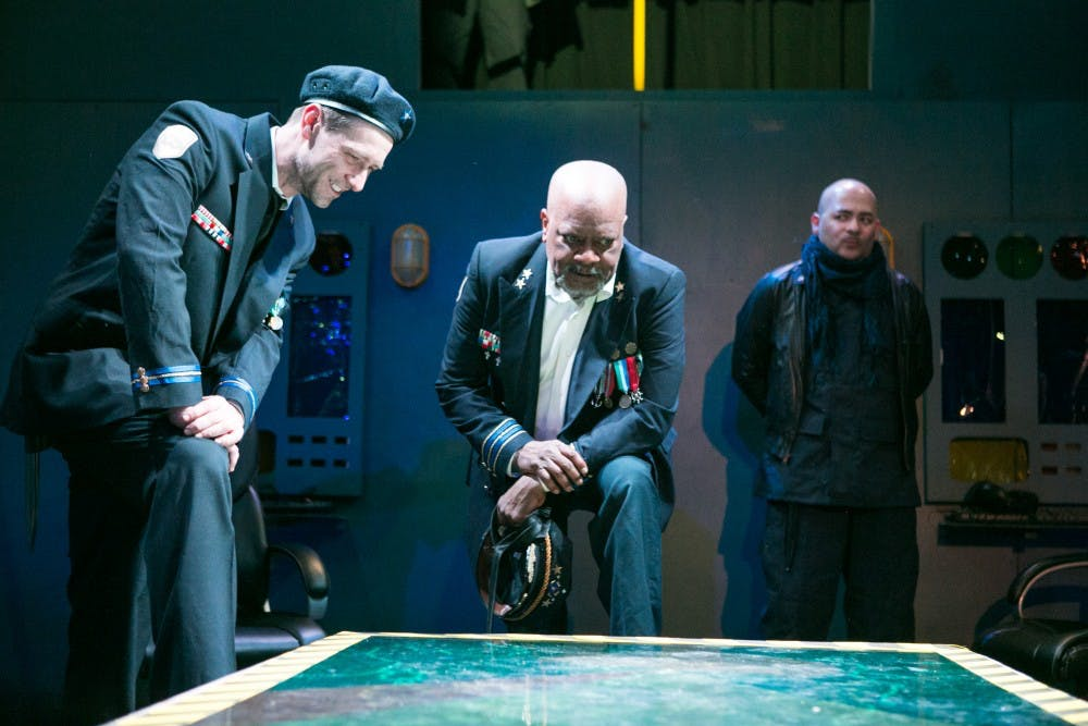 """Theater Review: """"Othello"""" in the 21st century at WSC Avant Bard"""