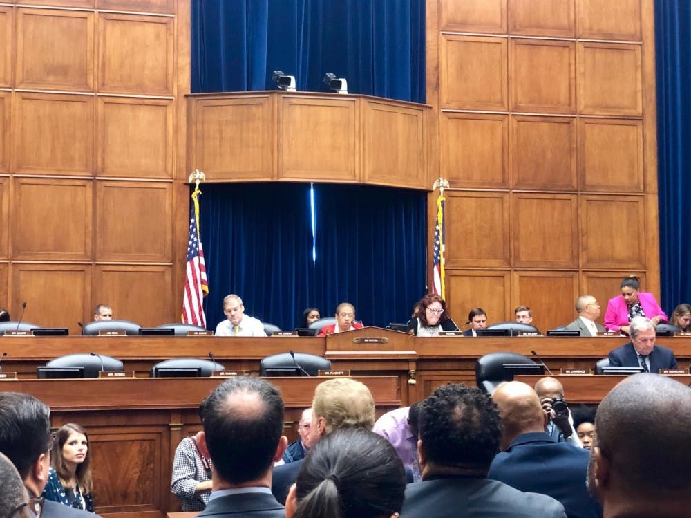 Congress holds its first hearing for D.C. statehood in over a quarter-century
