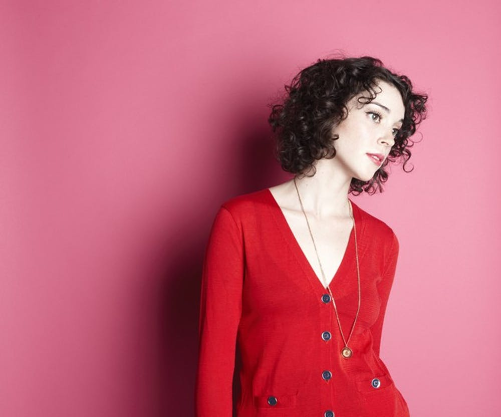 St. Vincent brings audience appreciation back to District