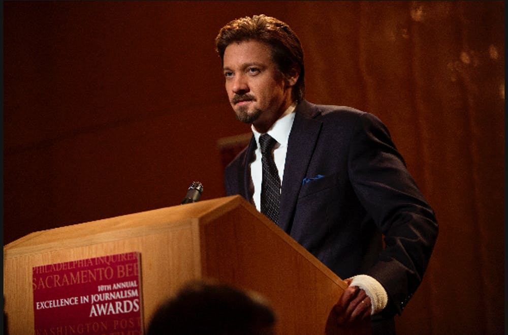 "Q&A: Jeremy Renner and director Michael Cuesta, ""Kill the Messenger"""