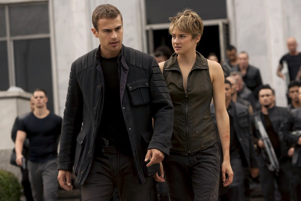 "Movie Review: ""Insurgent"""