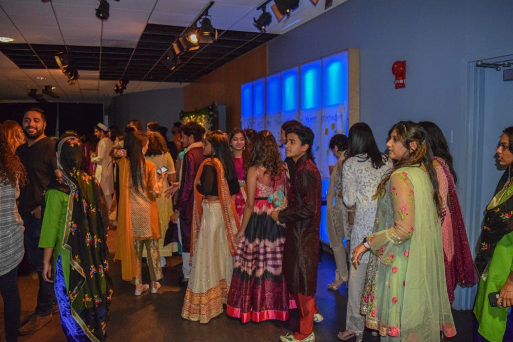 South Asian Student Association hosts culture fair and fashion show