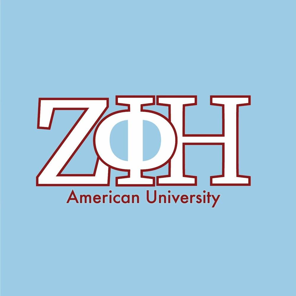 Zeta Phi Eta reinstalls Alpha Mu chapter at AU